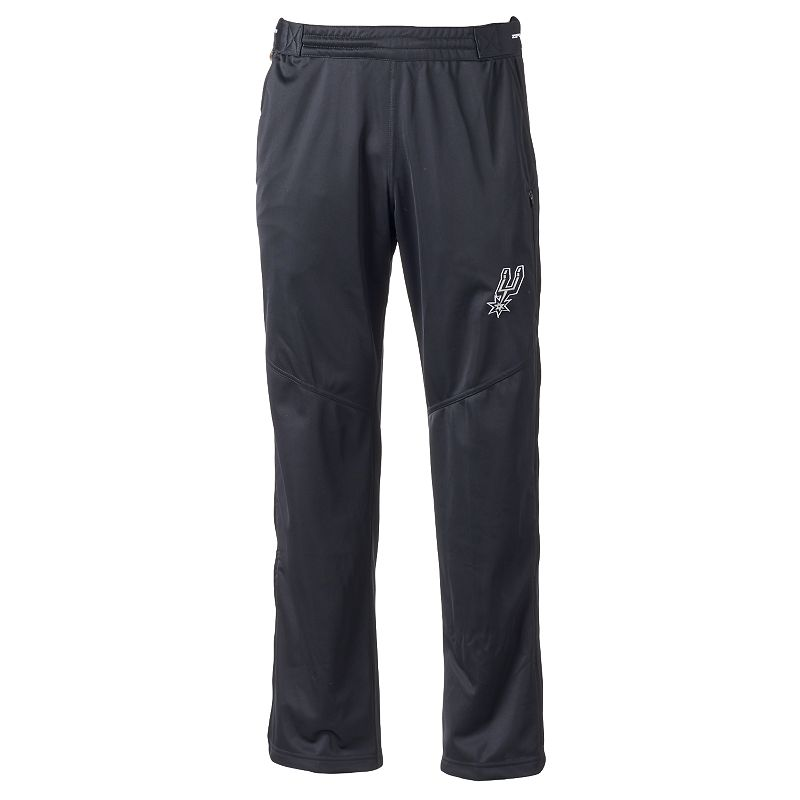 Men's Zipway San Antonio Spurs Ruler Tricot Pants
