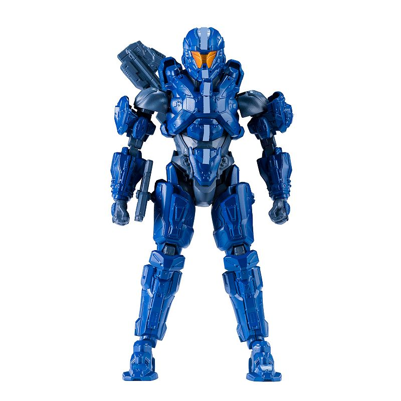 SpruKits Halo Spartan Gabriel Throne Action Figure Kit by Bandai