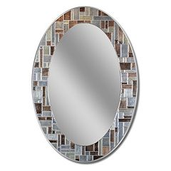 Head West Windsor Oval Wall Mirror by