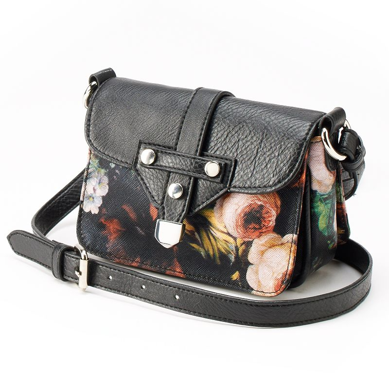Dolce Girl Floral Crossbody Bag
