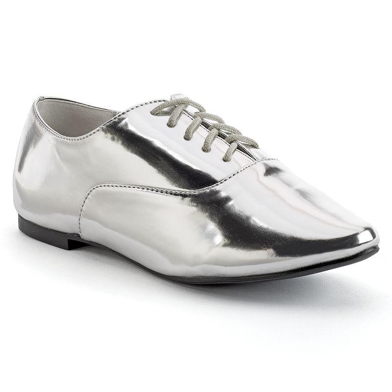 Sacred Heart Defir Women's Wide-Width Oxford Shoes