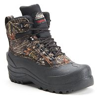 Itasca Ice Breaker Men's Camouflage Waterproof Boots