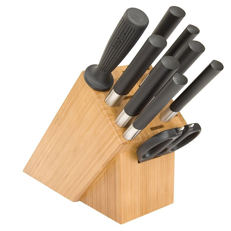 Wasabi Black 10-pc. Cutlery Set