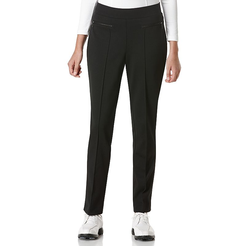Women's Grand Slam Ponte Comfort Golf Pants