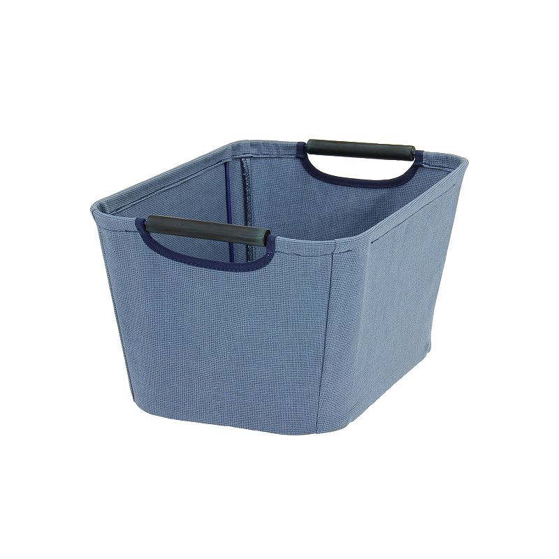 Household Essentials Tapered Storage Bin - Small