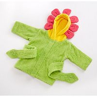 Baby Aspen Flower Spa Robe - Baby