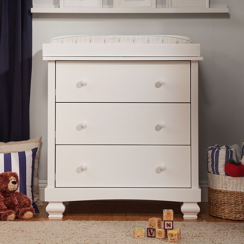DaVinci Clover 3-Drawer Changer Dresser