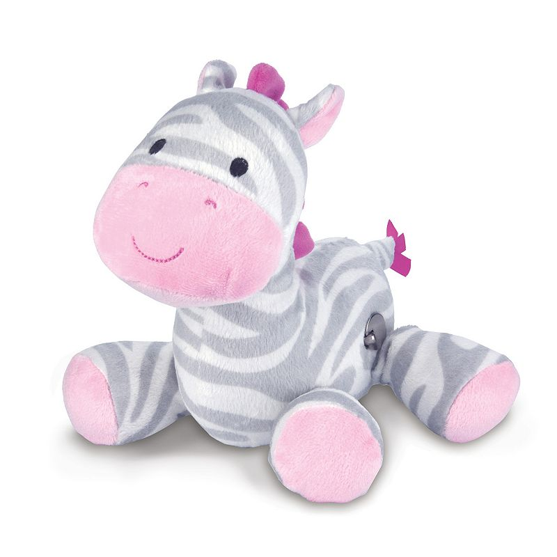 Carter's Zebra Waggy Musical Toy