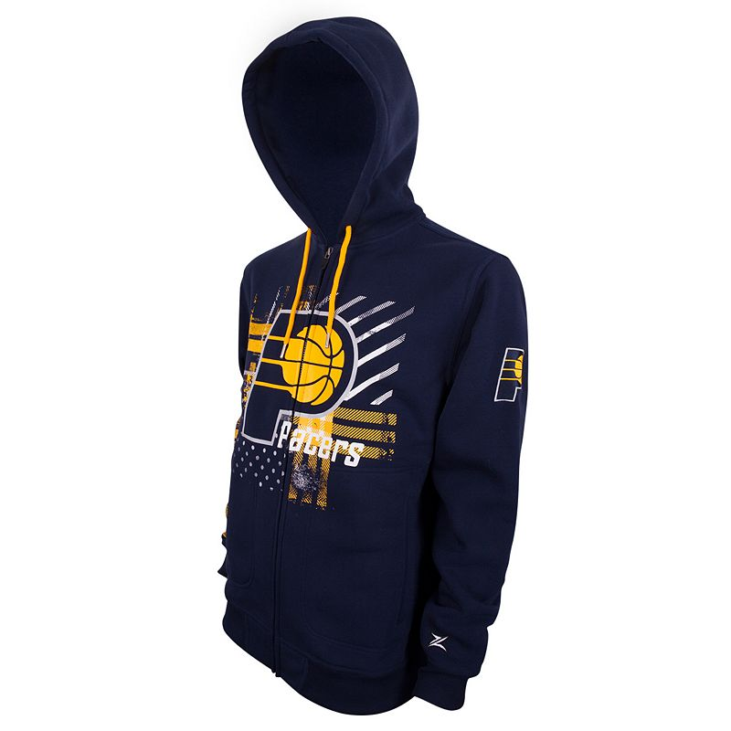 Men's Zipway Indiana Pacers Chainsaw Hoodie