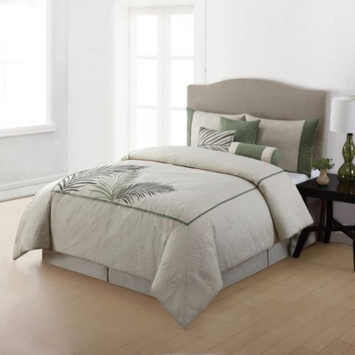Home Classics® Palm 7-pc. Comforter Set