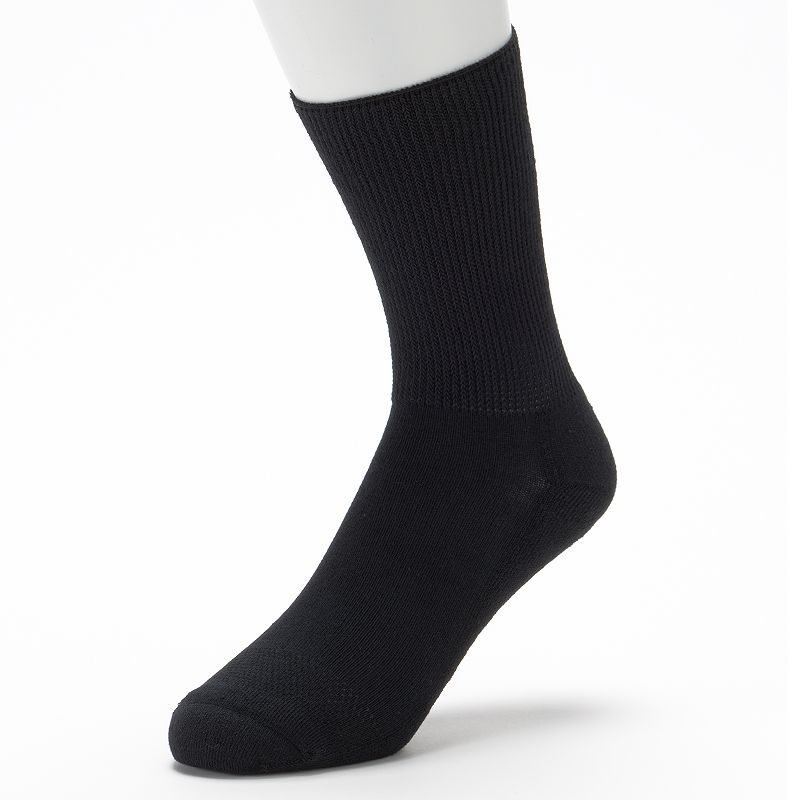 Men's New Balance 1-Pack Wellness Crew Socks
