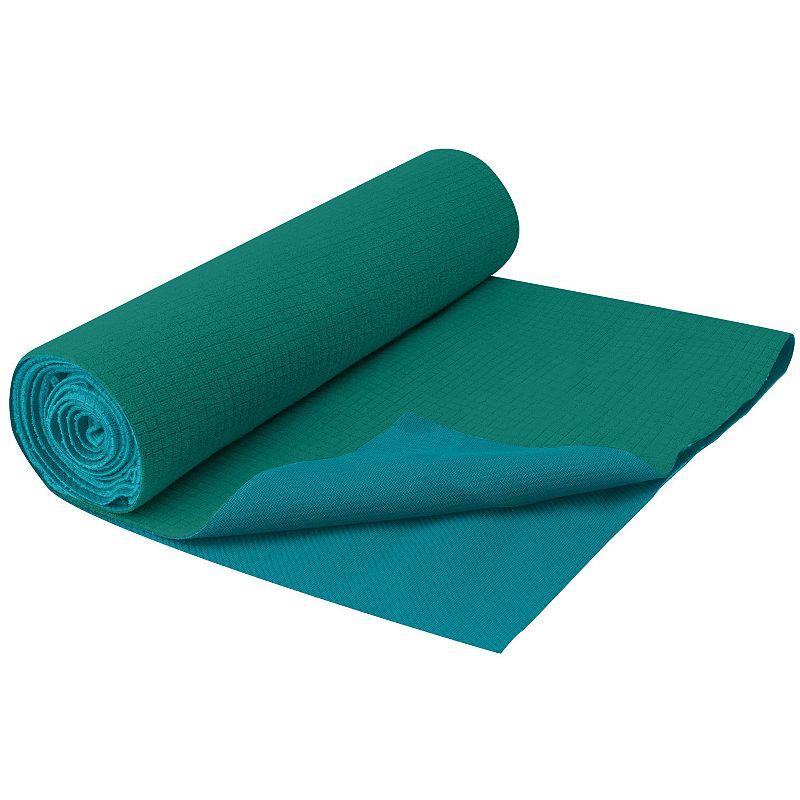 Gaiam No-Slip Yoga Mat Towel