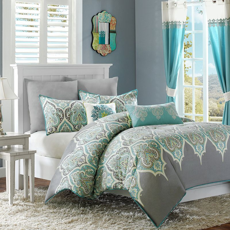 Madison Park Tara 7-pc. Comforter Set - King