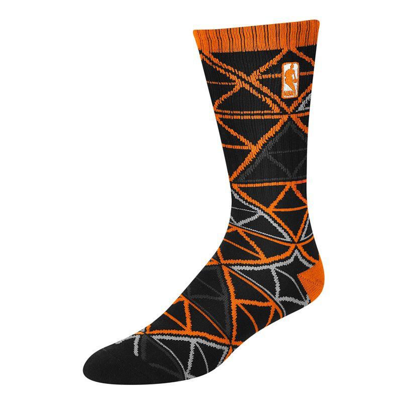 Adult For Bare Feet 2015 NBA All-Star Game Pyramid Crew Socks