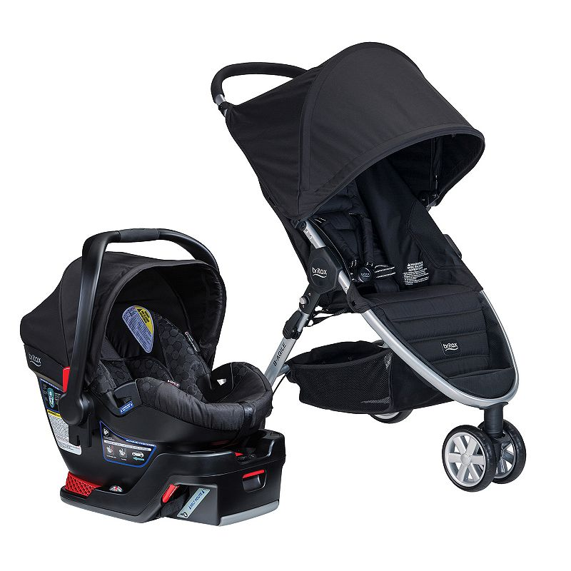 Britax B-Agile 3 and B-Safe 35 Travel System