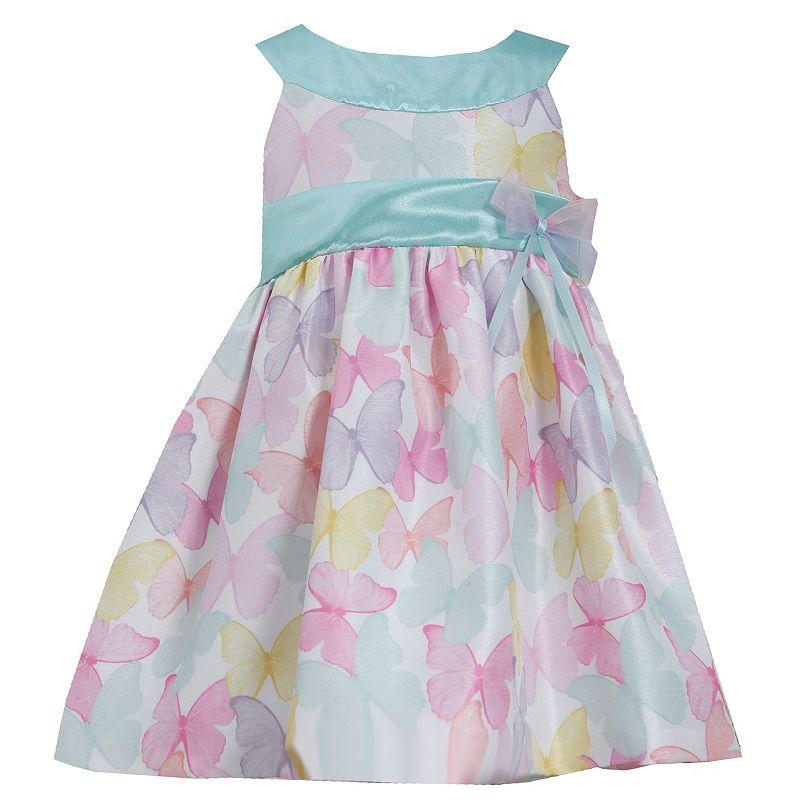 Bonnie Jean Butterfly Dress - Toddler Girl