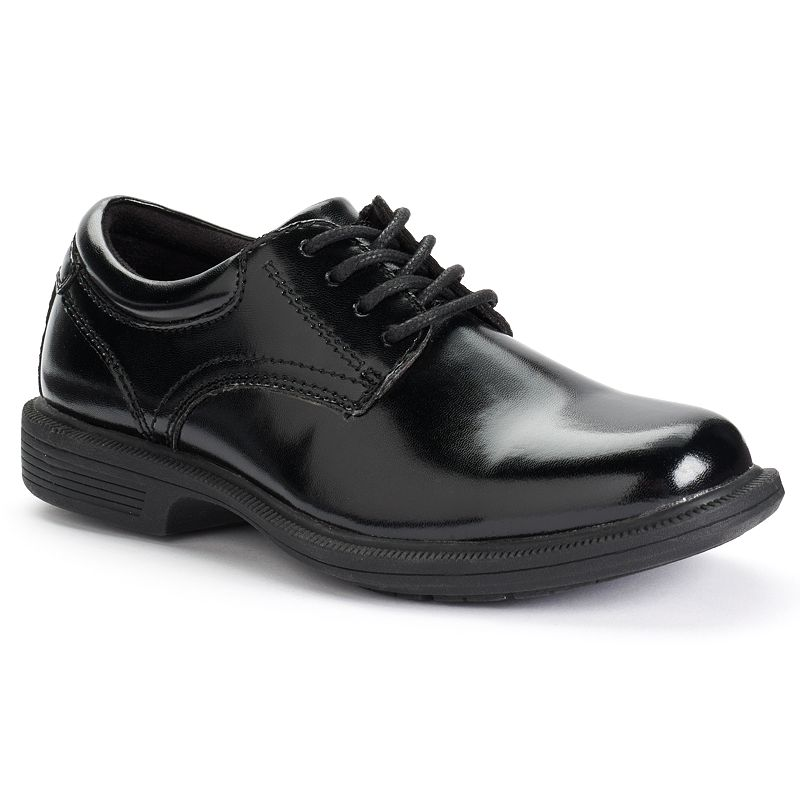 Nunn Bush Baker Street Jr. Boys' Oxford Dress Shoes