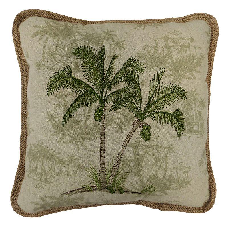 SONOMA Goods for Life™ Palm Throw Pillow