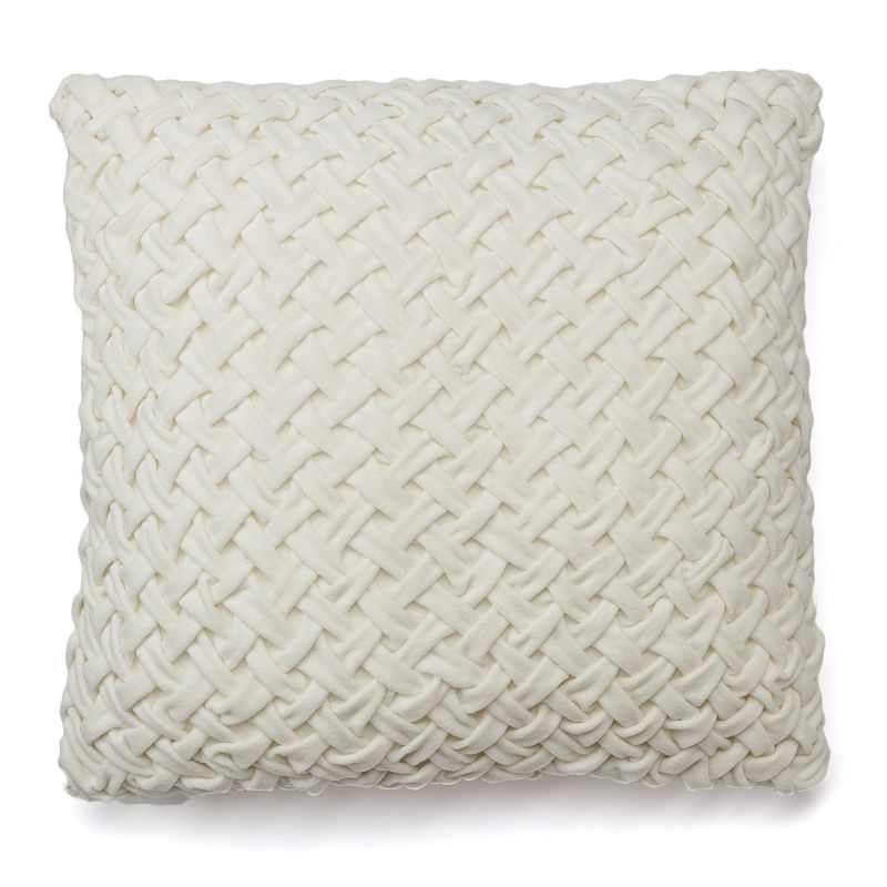 SONOMA Goods for Life™ Gwynn Ruched Throw Pillow