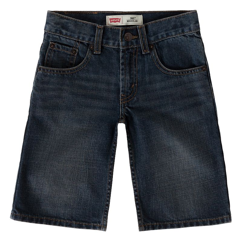 Levi's Denim Shorts - Boys 4-7x