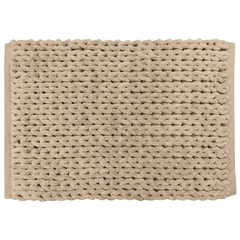 Park B. Smith Ultra Spa Chenille Knit Bath Rug - 24'' x 40''