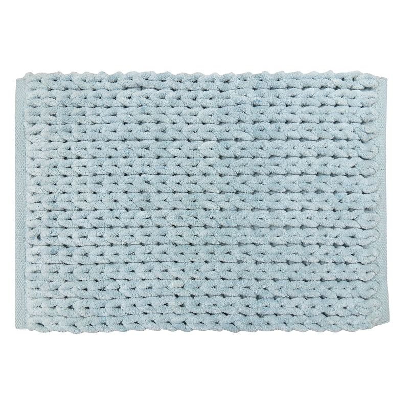 Park B. Smith Ultra Spa Chenille Knit Bath Rug - 17'' x 24''