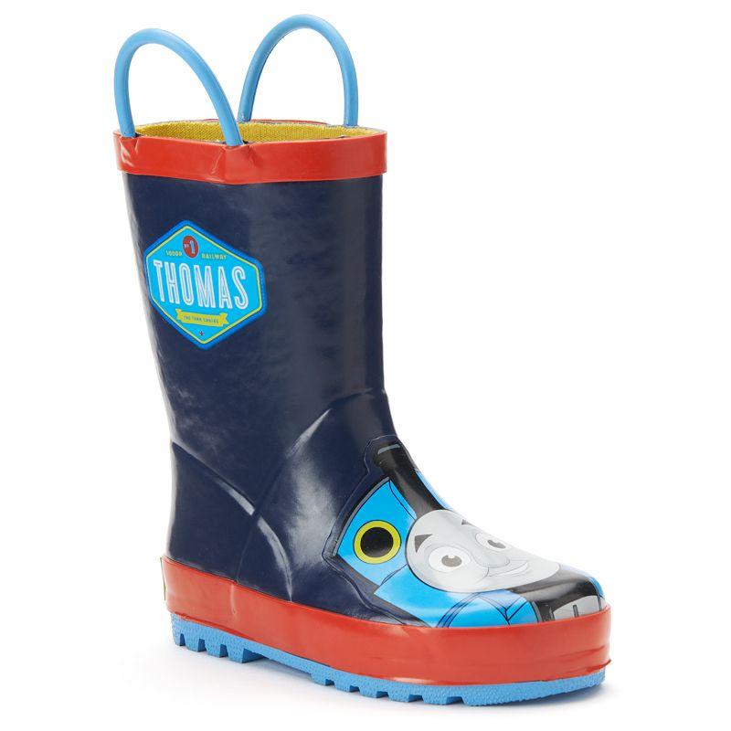 Western Chief Thomas the Tank Engine Toddler Boys' Rain Boots