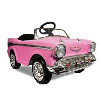 National Products 12V Ride-On Chevy Bel Air
