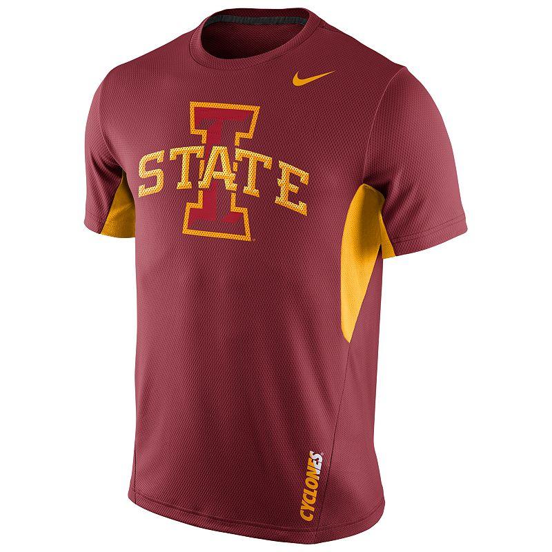 Men's Nike Iowa State Cyclones Vapor Dri-FIT Performance Tee