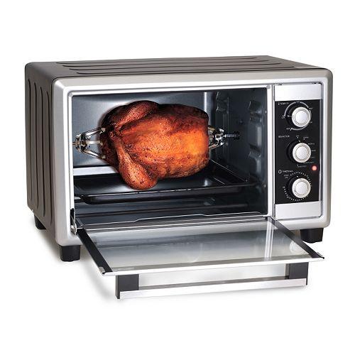 Maximatic Ero 2008s Elite Cuisine 6 Slice Toaster Oven: Elite Cuisine 6-Slice Toaster Oven And Broiler, Multicolor