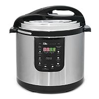 Elite Platinum 10-qt. Electric Pressure Cooker