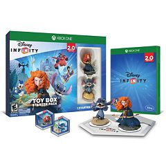 Disney Infinity: Toy Box 2.0 Edition Starter Pack for Xbox One by