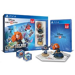 Disney Infinity: Toy Box 2.0 Edition Starter Pack for PS4 by