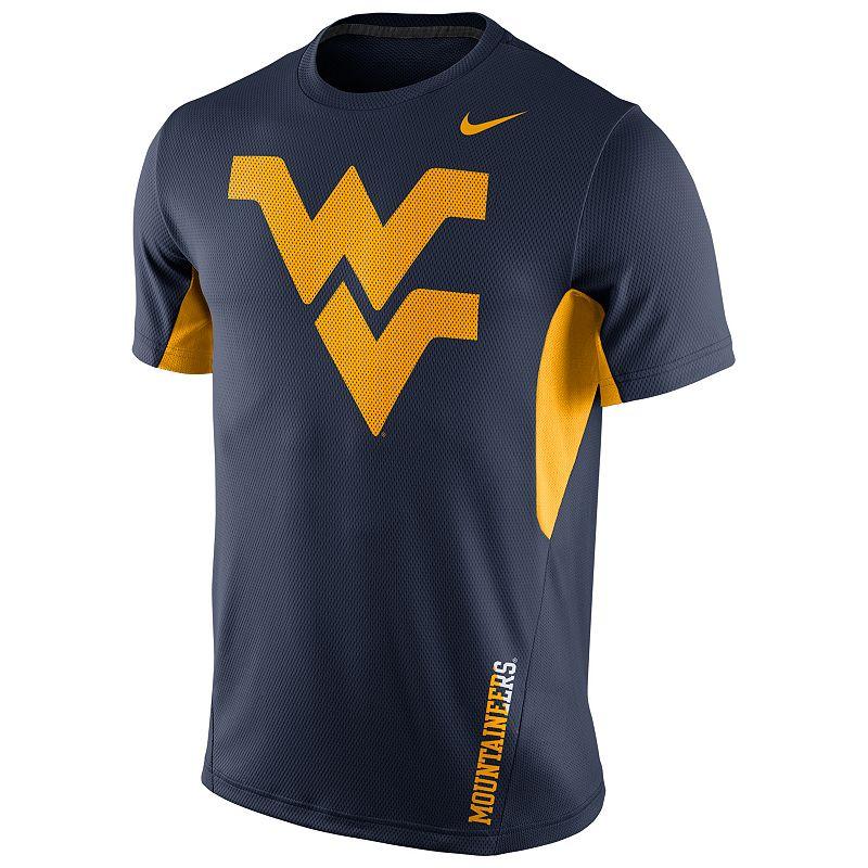 Men's Nike West Virginia Mountaineers Vapor Dri-FIT Performance Tee