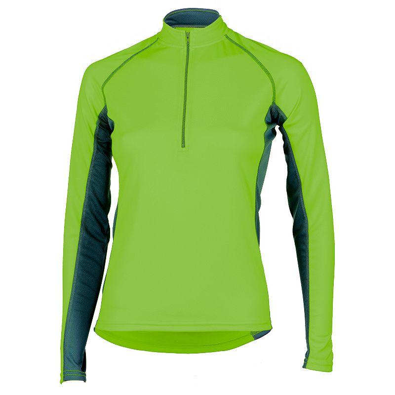 Women's Canari Breakaway Quarter-Zip Cycling Jersey