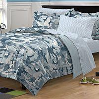 My Room Geo Camo Bed Set