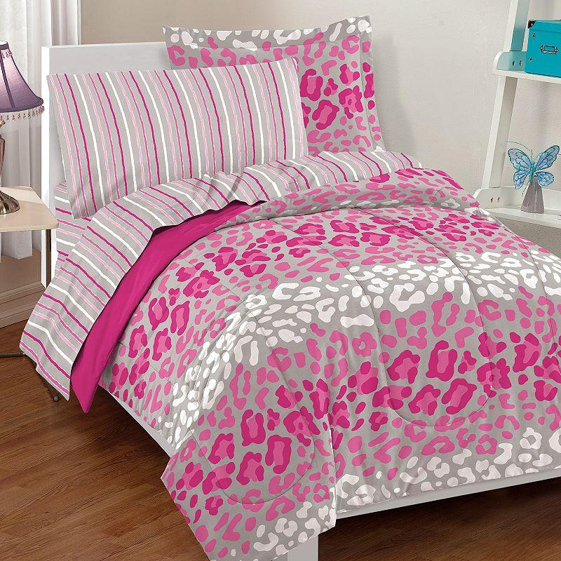 Dream Factory Safari Girl Bed Set