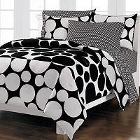 Loft Style Spot the Dot Bed Set