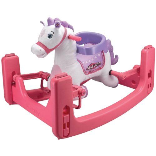 Rockin' Rider Grow-With-Me Pony