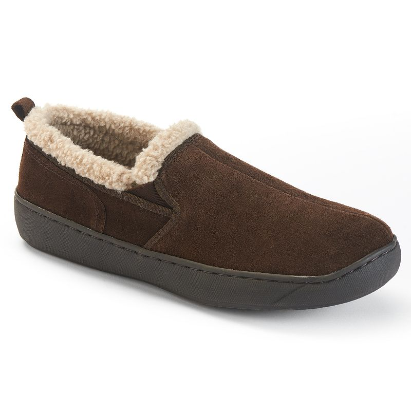 52e3ccf145 Hideaways by L.B. Evans Roderic Suede Men s Slippers