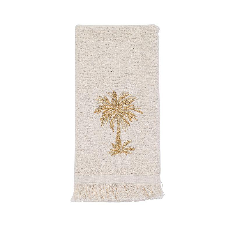 Avanti Oasis Palm Fingertip Towel