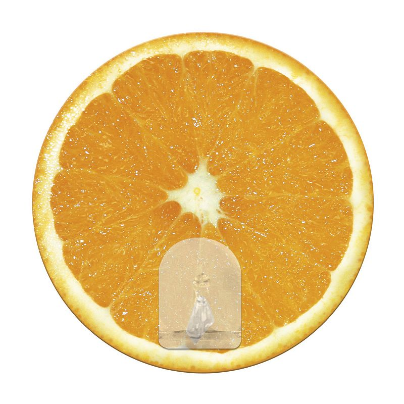 Hook Orange Slice Wall Decal