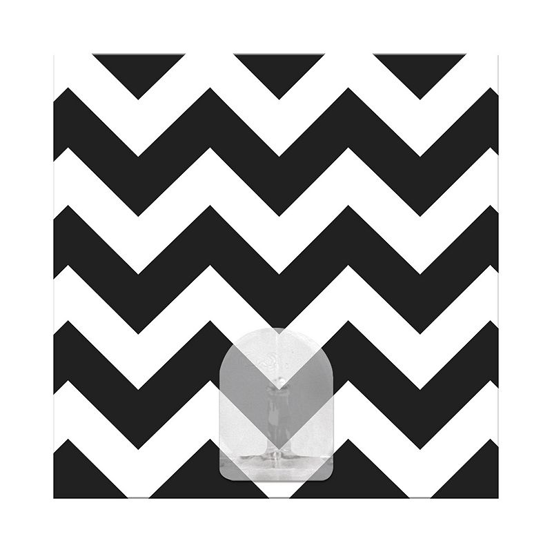 Zebra Hook Wall Decal