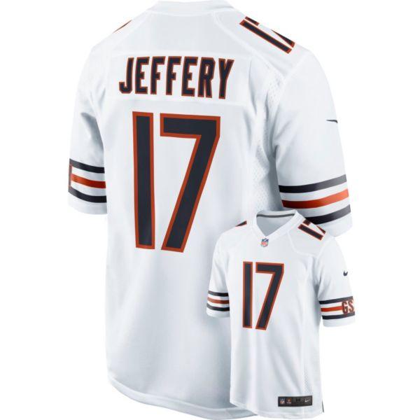 Men's Nike Chicago Bears Alshon Jeffery NFL Replica Jersey