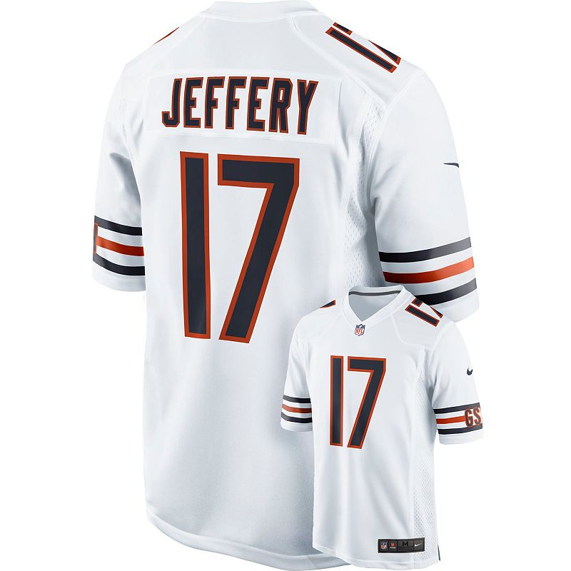 Men's Nike Chicago Bears Alshon Jeffery NFL Replica Jersey