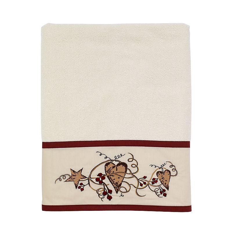 Avanti Hearts and Stars Bath Towel