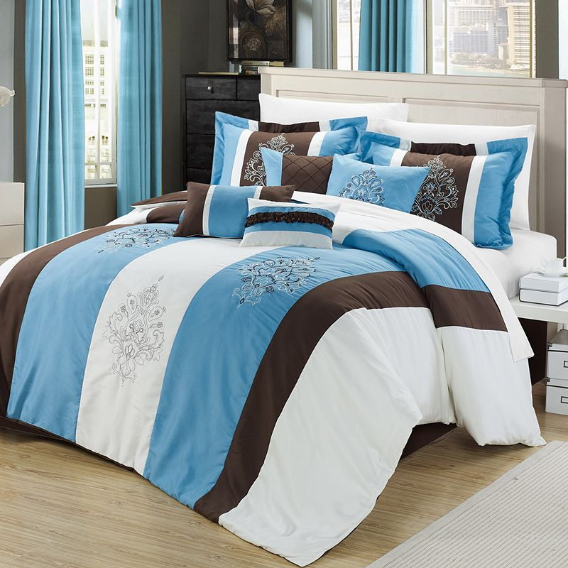 Vicky 8-pc. Comforter Set