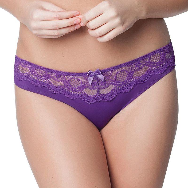 Parfait by Affinitas Carole Lace Bikini Panty 3103 - Women's