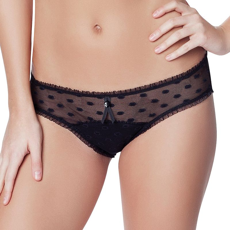 Parfait by Affinitas Kitty Lace Thong 2141 - Women's