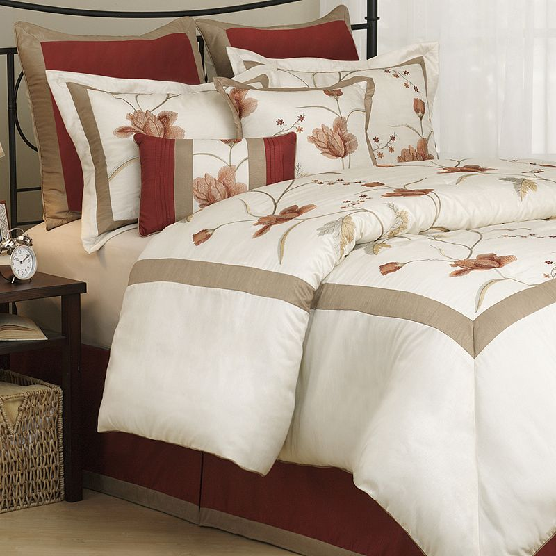 Eve 8-pc. Comforter Set